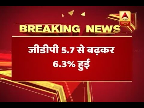 Big relief for Modi government as GDP growth recovers to 6.3%