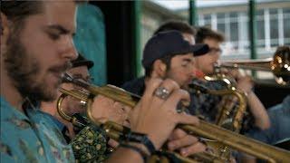 Nâtah Big Band - Route 35 (Live on KEXP)