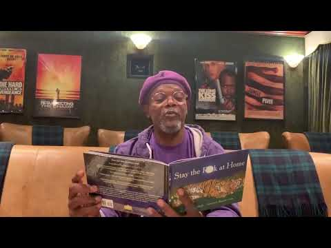 """Samuel L Jackson Presents: """"Stay The F At Home"""" UNCENSORED"""