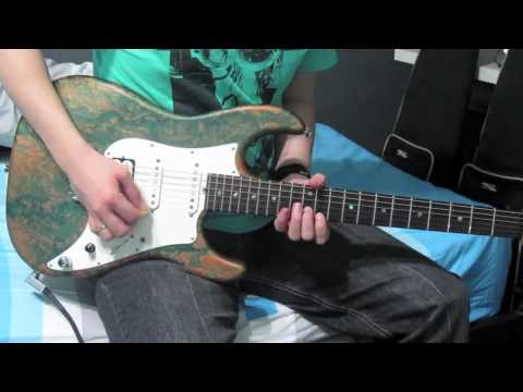 how to play mighty to save by hillsong on guitar