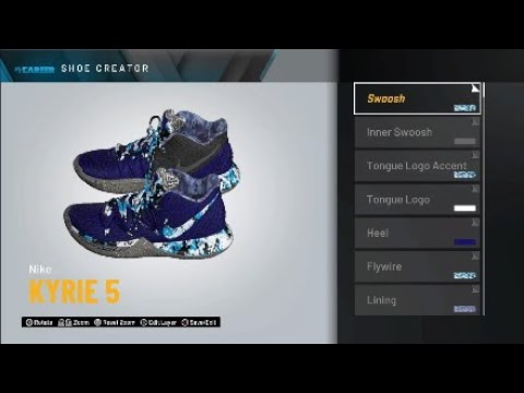 nba-2k20---how-to-get-your-own-signature-shoe-deal!-max-nike-contract
