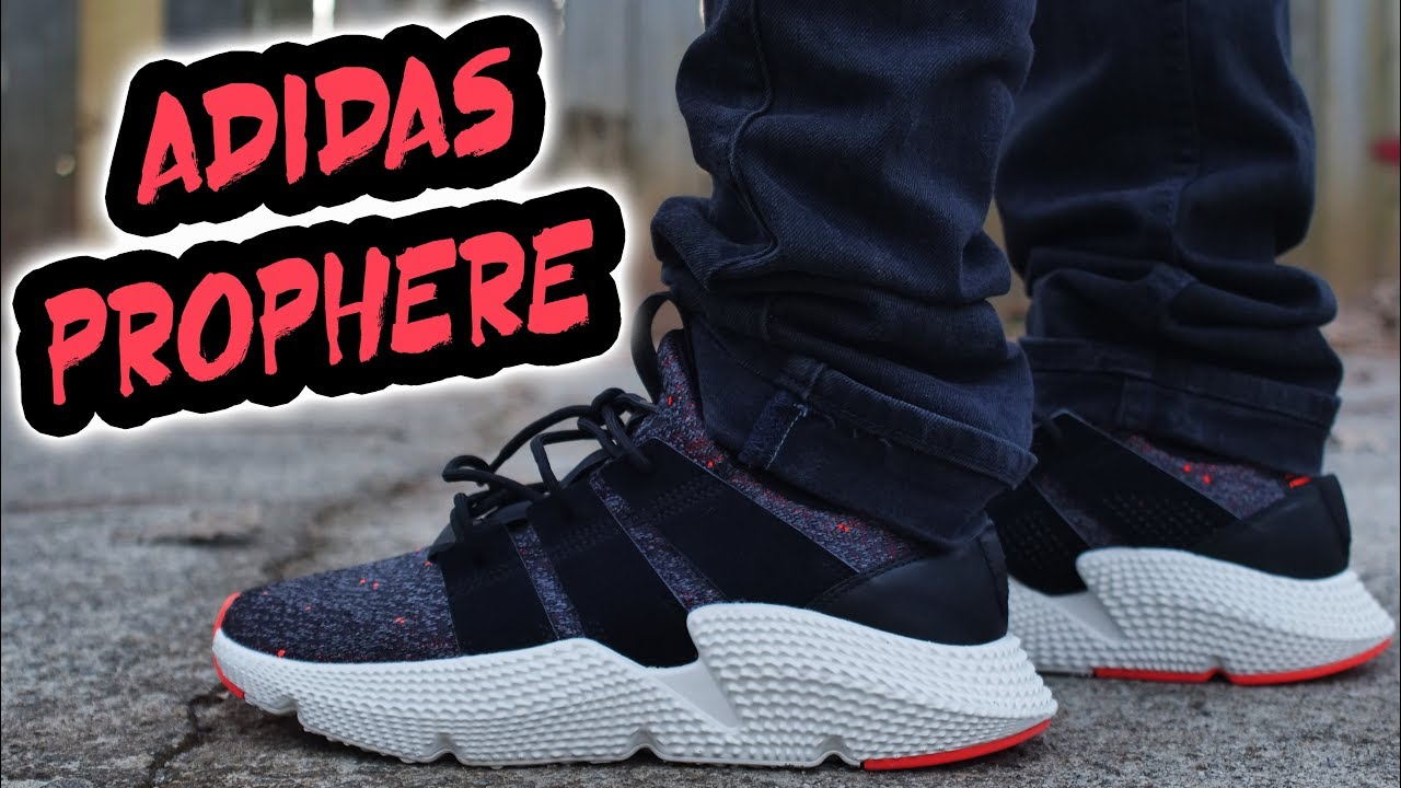 THE NEW FUTURE OF ADIDAS MODELS ?!?! ADIDAS PROPHERE