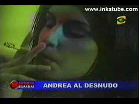 Detrás de Cámaras - Andrea Montenegro - Interviú 2007 (2/2)