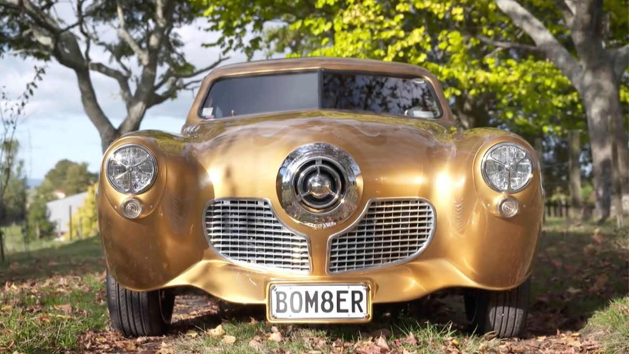 2020 Kumeu Classic Car & Hot Rod Festival NZ - Part 2: Classic Restos - Series 42