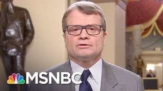 Dem Rep: Devin Nunes Helped Donald Trump Obstruct Mueller Probe | The Beat With Ari Melber | MSNBC