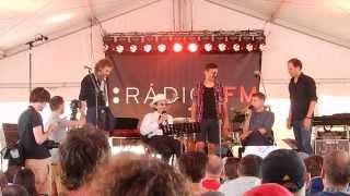 "Alex Kapranos (FFS) & BH Band: ""Love Will Tear Us Apart"" by Joy Division"