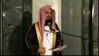 Mufti Menk Day 18 Life of Muhammad PBUH Ramadan 2012