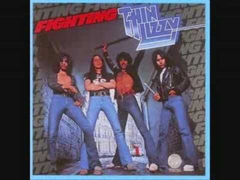 Thin Lizzy - Silver Dollar
