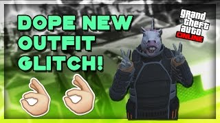 *NEW* MODDED OUTFIT GLITCH (Grand Theft Auto 5 Online) After 1.37 Patch! (EASY)