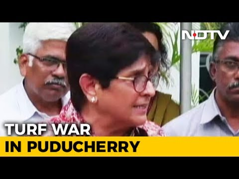 After Tussle With Kiran Bedi, Puducherry Seeks To Rein In Lt Governor