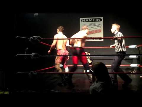 Marc Krieger vs Colin Delaney Pier 6 Wrestling 3252012