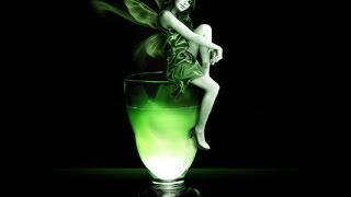 ASMR - Fifty Shades of Green: History of Absinthe