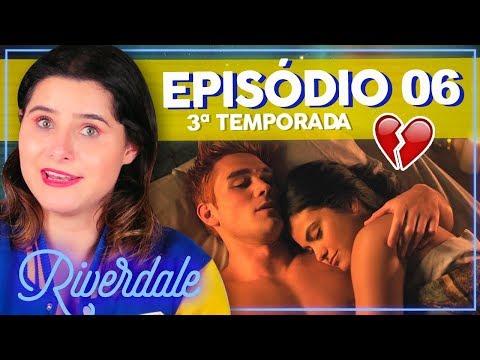 FIM DO CASAL? REI GÁRGULA DENTRO DE CASA?! Riverdale 3x06 | Alice Aquino