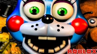 Pizzaria Freddy Fazbear no ROBLOX (Five Nights At Freddy's Roblox)