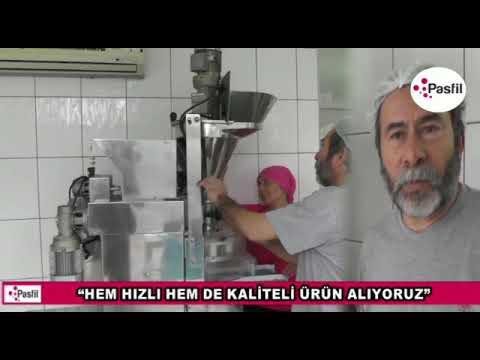 Halil TİRYAKİOĞLU - Bienka Börek & Mantı Yönetim Kurulu Başkanı - İçli Köfte Makinesi