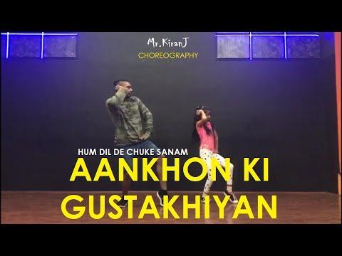 Aankhon Ki Gustakhiyan   Hum Dil De Chuke Sanam   KiranJ   Dancepeople
