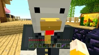 Minecraft Xbox - Sky Den - Snail Fail (28)