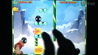 Jelly Cannon iOS Gameplay Review - AppSpy.com