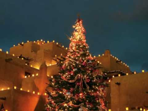 Christmas In Santa Fe Youtube