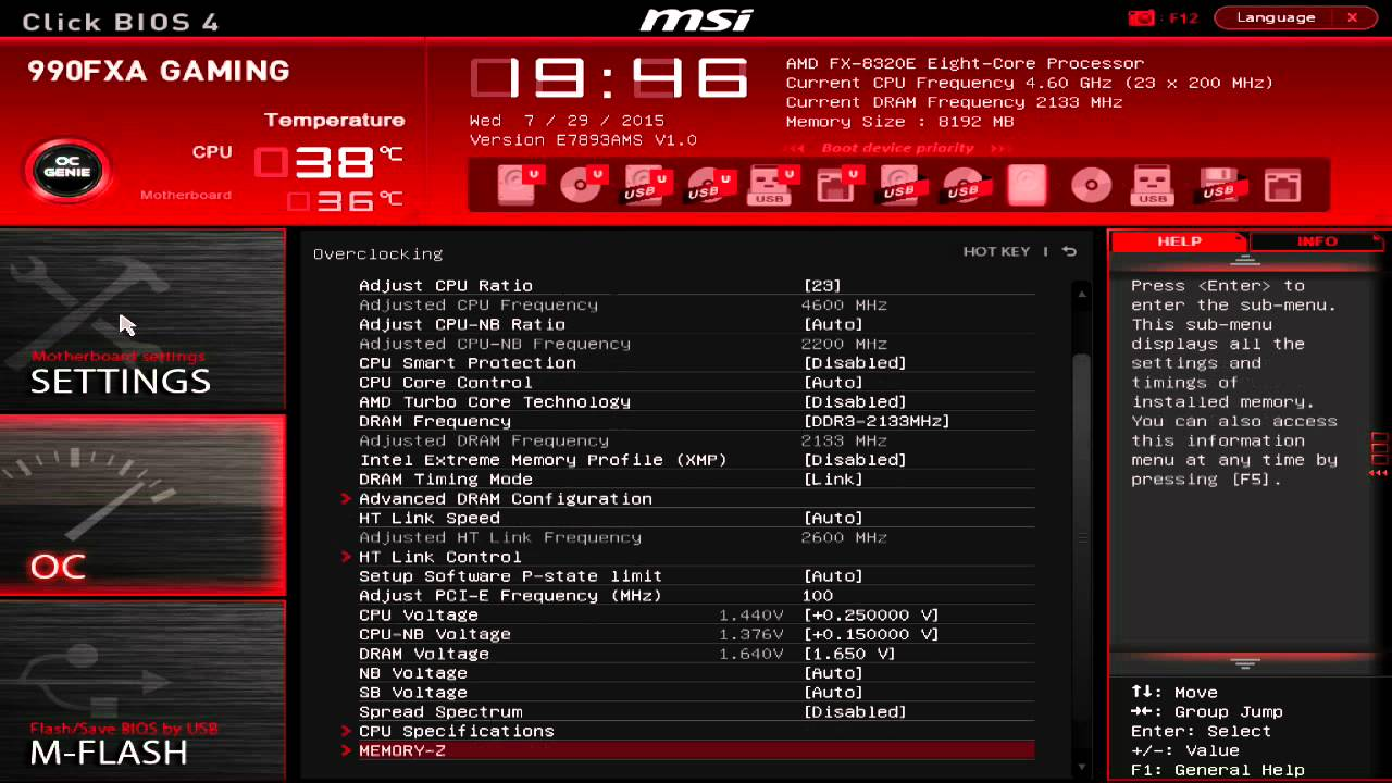OC 8370 - CPUs, Motherboards, and Memory - Linus Tech Tips