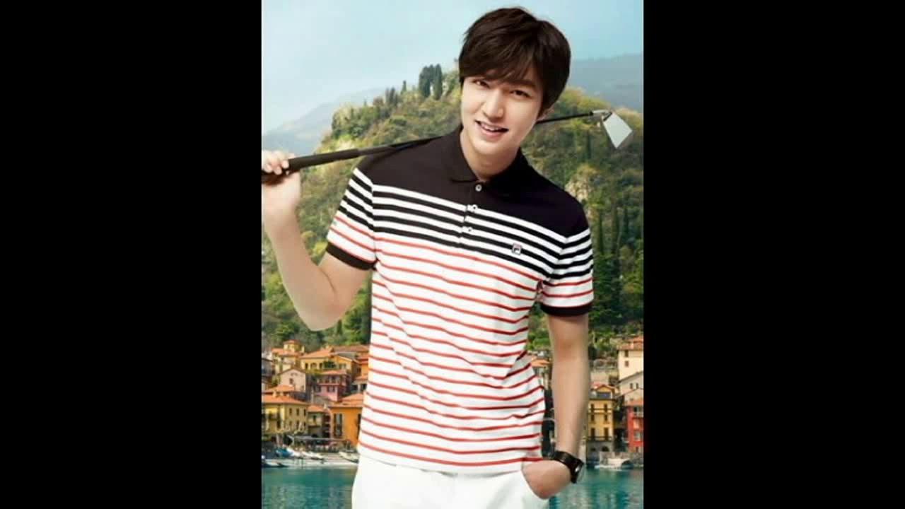 Phong cách thời trang trẻ trung chuẩn soái ca của Lee Min Ho