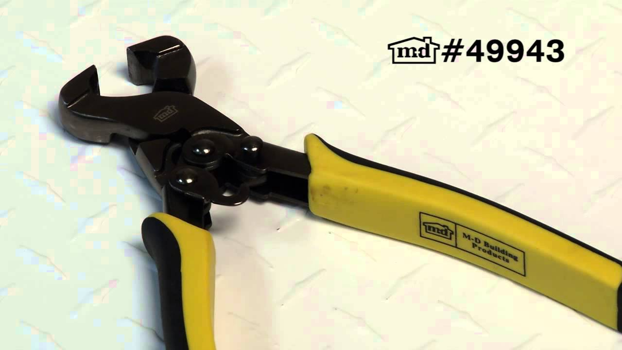Compound Tile Nippers Md Pro 49943