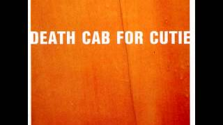 "Death Cab for Cutie - ""Styrofoam Plates"" (Audio)"