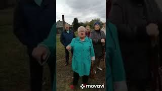 Жители Старого Полысаево о жизни на берегу Ини