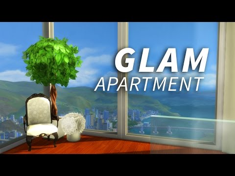 The Sims 4 Build | GLAM, 3 STOREY APARTMENT