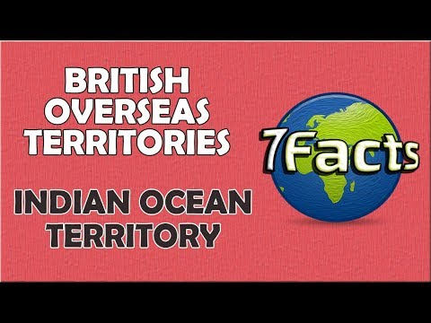 7 Facts about the British Indian Ocean Territory