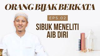 SIBUK MENELITI AIB DIRI: Habib Novel Alaydrus