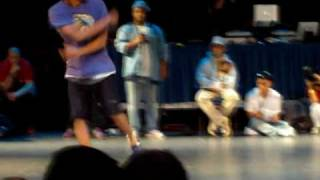 Best of Bboy Morris 2009-2010