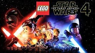 [4] LEGO Star Wars Przebudzenie Mocy [PC] - UCIECZKA Z FINALIZERA