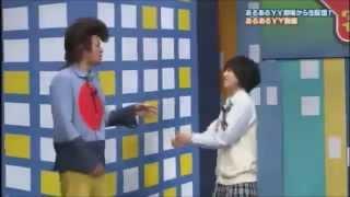 あるあるYY動画 NMB48 木下百花 バッドボーイズ.