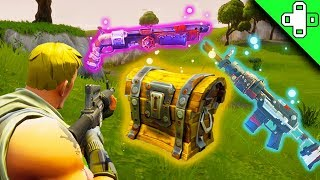 LOOT CHEST EXPLOSION! - Fortnite Funny Moments 35