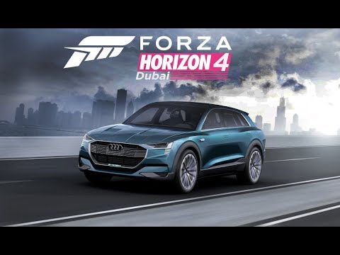 forza horizon 4 dubai teaser trailer 4k fan made. Black Bedroom Furniture Sets. Home Design Ideas