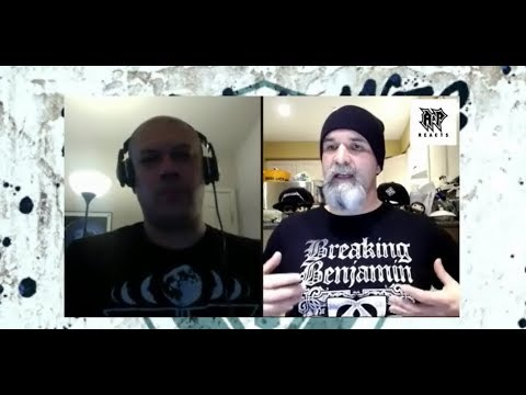 Exclusive Interview with Doc Coyle from Bad Wolves