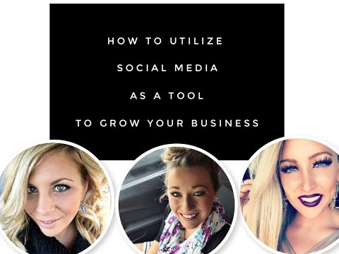 Top Leaders Teach you how to utilize Social Media to Grow your business