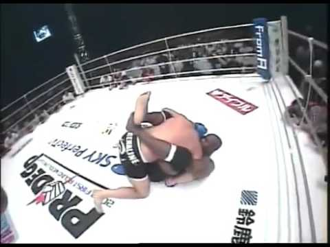 Fedor vs Goodridge