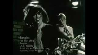 Watch Bangles The Real World video