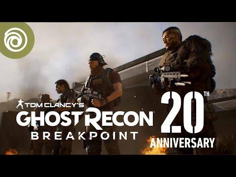 Ghost Recon Breakpoint - Trailer zum 20-jährigen Jubliläum | Ubisoft