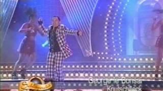 """""""Der Knutschfleck"""" - George le Bonsai in """"Schlagerclub mit Frank"""" auf Super RTL"""