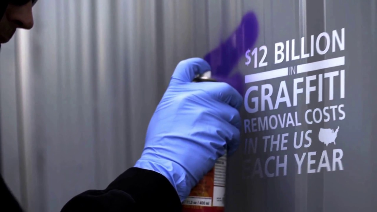 Why Choose The Sherwin Williams Anti Graffiti Coating