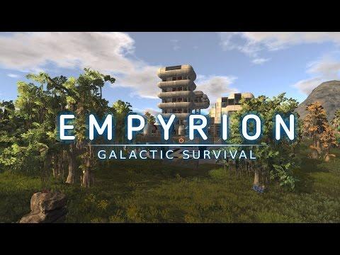 Empyrion  Galactic Survival | Epsilon Spaceport Ep.4