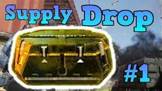 supply drop opening 1 cod aw multiplayer w venomsmad