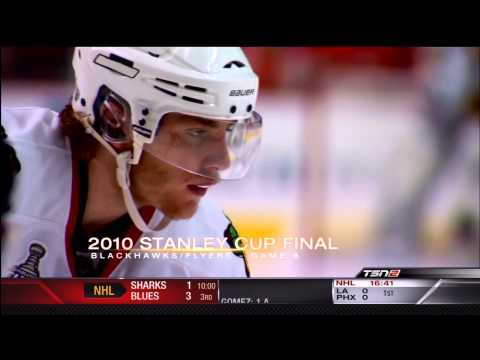 Top 10 - NHL Overtime (OT) Moments