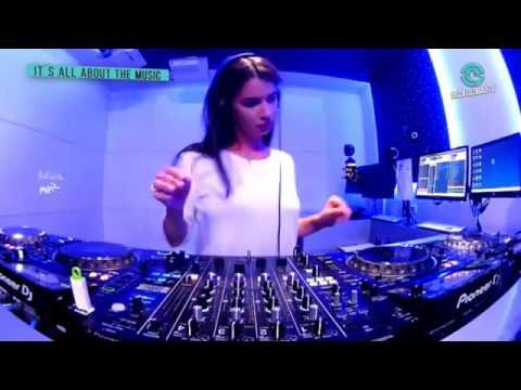 "Elena Pavla playing at Ibiza Global radio ""Its All about the Music"" radio show"