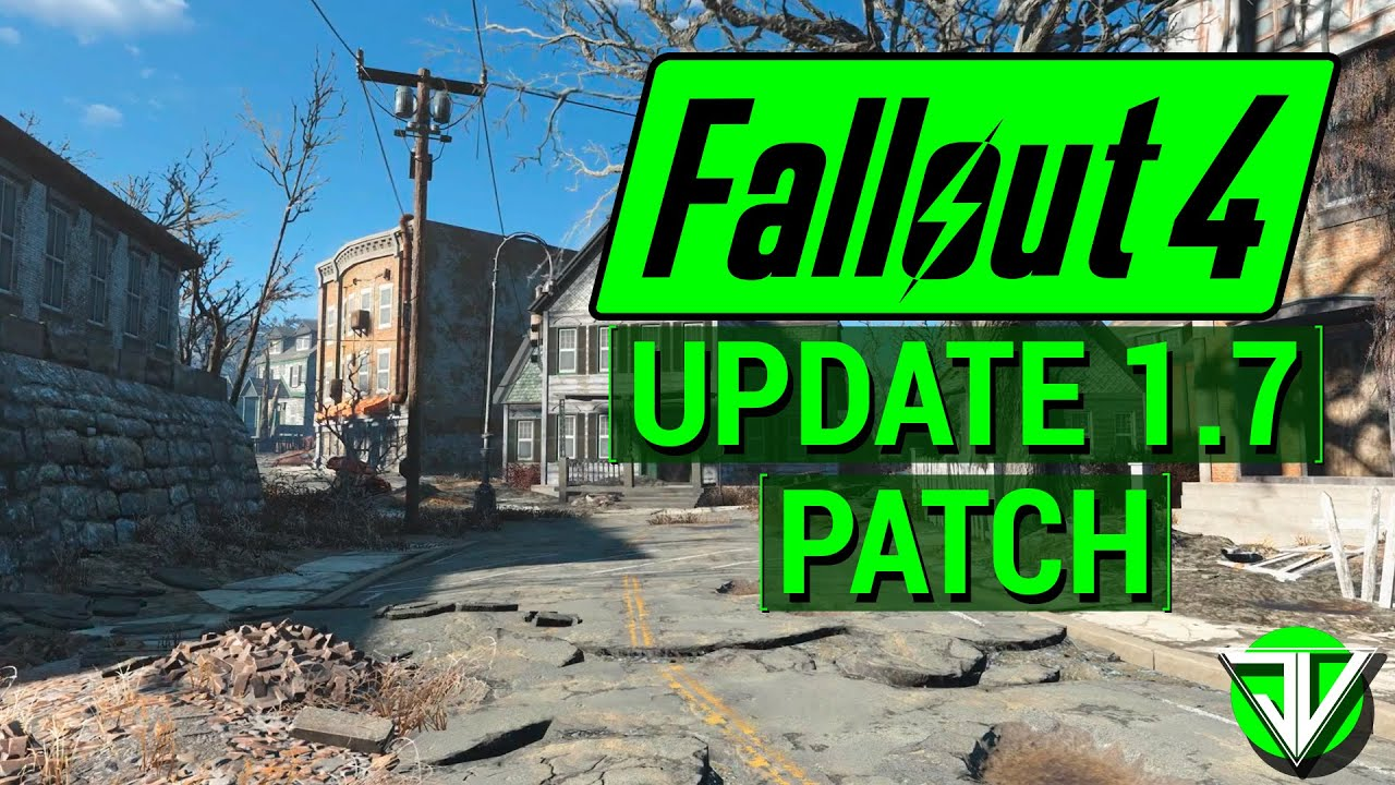 fallout 4 update 1 7 patch notes support for nuka world workshop