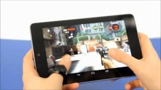 Обзор планшета Nexus 7. Купить планшет Asus Google Nexus 7. Асус Гугл Нексус 7.(Интернет-магазин Fotos сделал отличный обзор планшета Asus Google Nexus 7, за что им большое спасибо. Купить свой планш..., 2013-11-20T11:14:39.000Z)