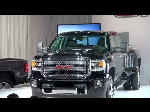 2015 Chevy Silverado & GMC Sierra HD Pickups: Everything You